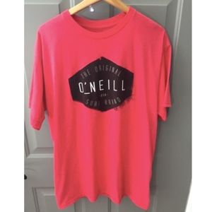 O'Neill Tee- Red- Large